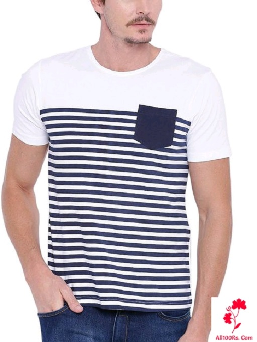 Men's Dapper Cotton Fancy T-Shirts 2