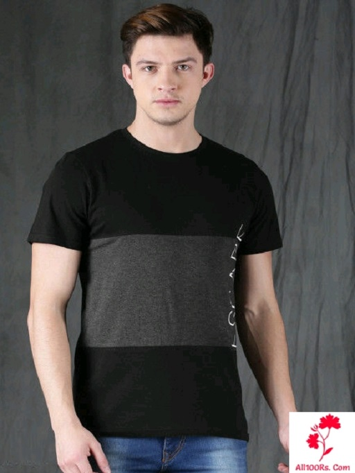 Men's Dapper Cotton Fancy T-Shirts 3