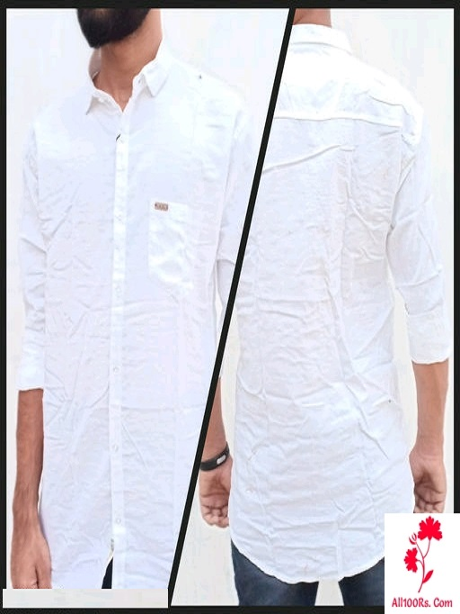 Men's Stylish Linen Blended Shirts II