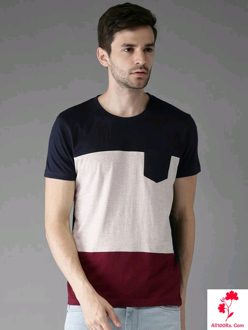 Mens Cotton Trendy T-Shirts