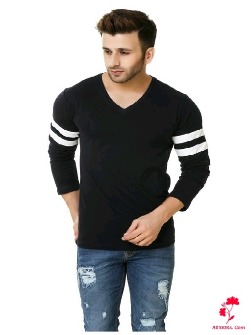 Men's Dapper Cotton Fancy T-Shirts