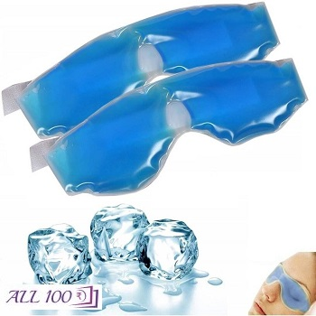 Eye mask - relaxing cooling pain relief