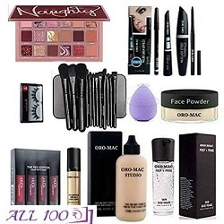 The Ultimate All In One Makeup Combo
