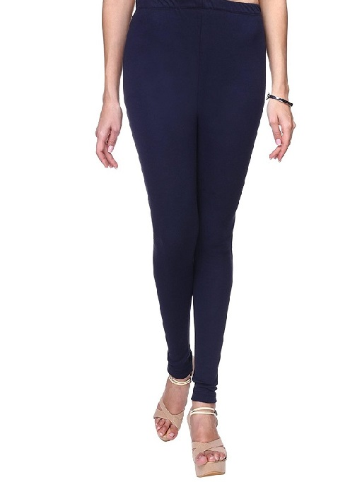 Royal Blue Trendy Leggings