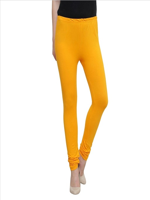 Saffron Trendy Leggings