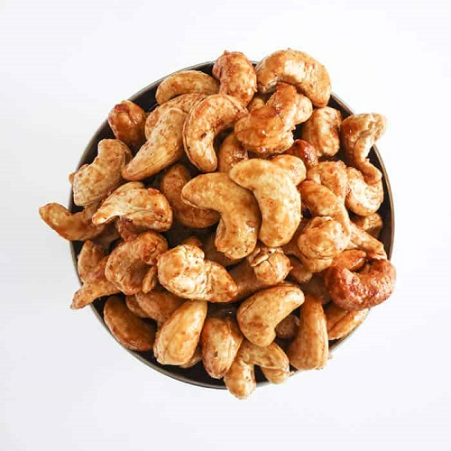 Chilli Cashew Nuts, Dry Roasted