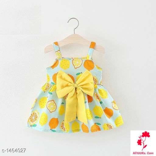 Daisy Fruity Kids Dress