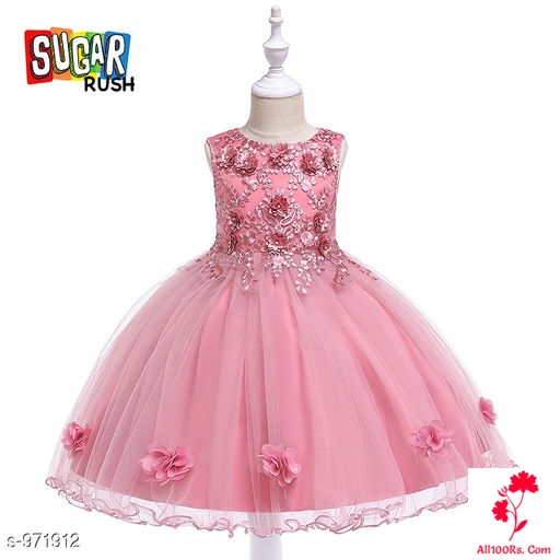 Wendy Pink Princess Dress