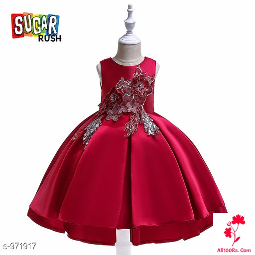 Adrin Pink Little  Princess Dress