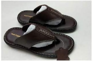 Serinity Pure Royal Brown Slippers