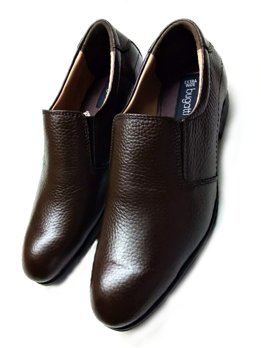 Taxo Brown Pure Leather shoes